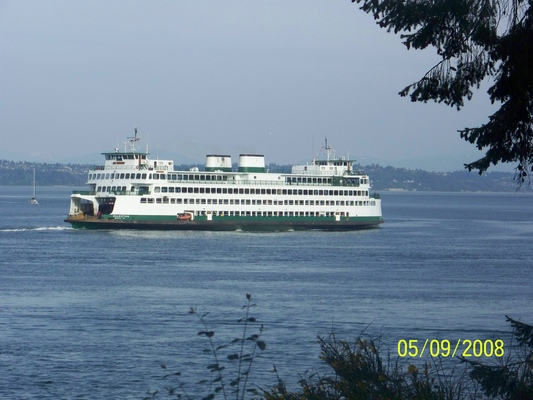Product picture Bremerton to Seattle Ferry Run Taken From Manchester State
