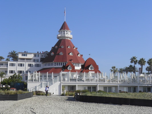 Product picture Historic Hotel Del Coronado in San Diego